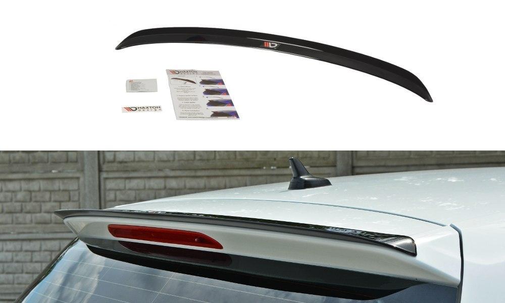 Lotka Lip Spoiler - VW Golf Mk7 Standard - GRUBYGARAGE - Sklep Tuningowy